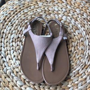 Shoes - Circus by Sam Edelman blush sandals 7 NWOT